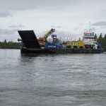 Vitus Marine operating on Nushagak River