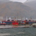 MT Harilington in Dutch Harbor Alaska